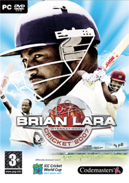 Brian Lara International Cricket 2007 (PC)