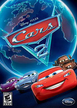 Cars 2: The Video Game (PC)