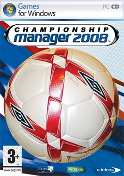 Championship Manager 2008 (PC)
