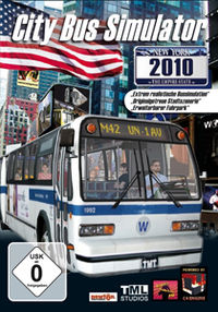 City Bus Simulator 2010 (PC)