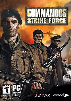 Commandos Strike Force (PC)