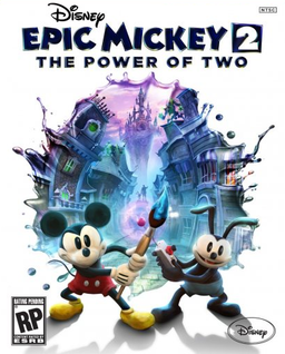 Disney Epic Mickey 2: The Power of Two (PC)