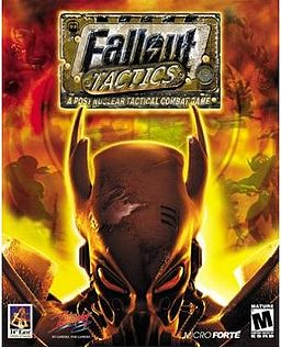 Fallout Tactics: Brotherhood of Steel (PC)