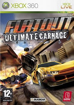 FlatOut Ultimate Carnage (PC)