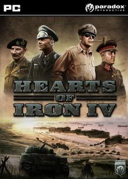 Hearts of Iron IV (PC)