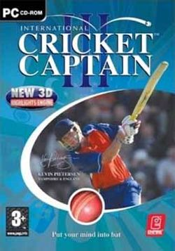 International Cricket Captain III (PC)