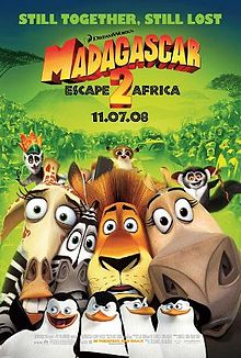Madagascar: Escape 2 Africa (PC)