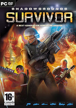 Shadowgrounds Survivor (PC)