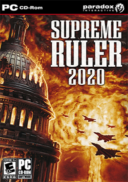 Supreme Ruler 2020 (PC)