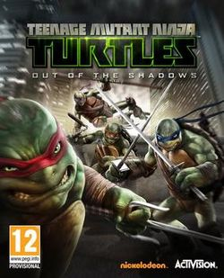 Teenage Mutant Ninja Turtles: Out of the Shadows (PC)