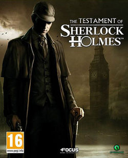 The Testament of Sherlock Holmes (PC)