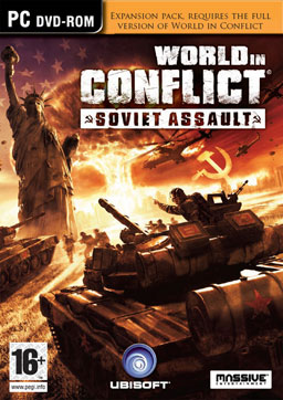World in Conflict: Soviet Assault (PC)