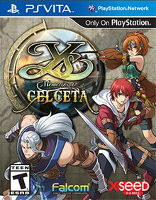 Ys: Memories of Celceta (PC)